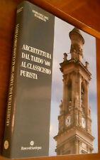 ARCHITETTURA TARDO '600 AL CLASSICISMO - BANCO DI SARDEGNA - ILLISO 1992    6/17
