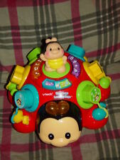 VTech Crazy Legs Learning Bugs Numbers Shapes Music Pull Toy baby toddler