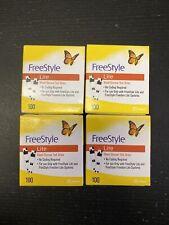400 Freestyle Lite Diabetic test strips