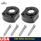 """For 06-19 Ninja ZX14 ZX 14 ZZR1400 ZX14R CNC Aluminum 1"""" Handlebar Bar Risers"""