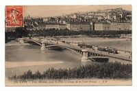 69 - CPA - Lyon - Le Pont Morand,Quai st -schein und die Coteau De dem Kreuz