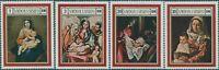 Samoa 1969 SG332-335 Christmas set MNH