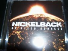 Nickelback No Fixed Address (Australia) CD - Like New