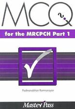 Master Pass: McQ's in Paediatrics for the MRCPCH Pt. 1 (2008, Paperback)
