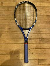 Babolat Pure Drive + Plus Roddick Gt 4 1/2 (4) tenis raqueta Encordada