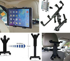 Tablet iPad GPS Car Backseat Headrest Back Seat Mount Holder for 5.8-10.1 Inch Alcatel One Touch EVO 8hd