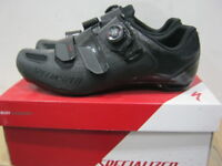New in a Box - Specialized COMP Road Bike Shoes  Black