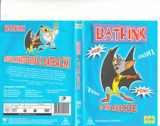 Batfink-To The Rescue-2004-[10 Episodes]-Animated Ba-DVD