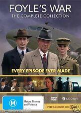 FOYLE'S WAR Complete Series SEASON 1 - 9 : NEW DVD