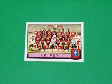 N°375 EQUIPE C.O. LE PUY D2 PANINI FOOTBALL 88 1987-1988