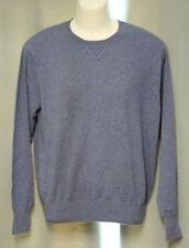 Scott James Blue Mens 100% Cashmere Sweater M Medium