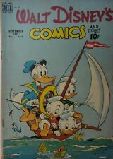 DISNEY'S COMICS & STORIES 108, Carl Barks, Jumping Frog Contest - VG