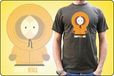 t-shirt KENNY SOUTH PARK, KYLE, STAN, CARTMAN - NEUHEIT
