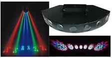 7 Heads 343 LED DJ SOUND ACTIVE DMX512 RGB WEDDING UP LIGHTING ACCENT Party Beam