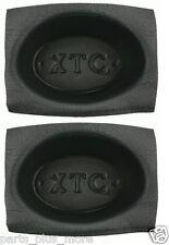 XTC 6x9 Acoustic Foam Speaker Baffle Pr Auto Install VXT69 Deep Size See Details
