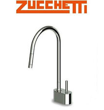 "Zucchetti ""Pan"" ZP8279 S.Lever Kicthen Sink Mixer w/Pull-Out Spray &Swivel Spout"
