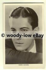 b1975 - Film Actor - Ramon Novarro - postcard