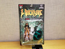 Sara Pezzini as Obsidian Witchblade  figure, Moore Action Collectibles, New!