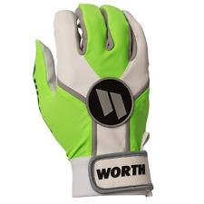 Worth Team Batting Gloves GREEN 2XL, new