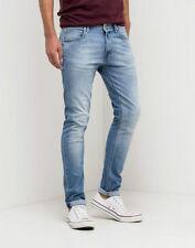 Coloured Mid Rise Skinny, Slim Regular Size Jeans for Men