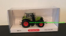 WIKING 1:87 SCALE CLAAS ARION 640 MODEL TRACTOR
