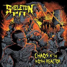 Skeleton Pit - Chaos at the Mosh-Reactor / CD (2015) Thrash Metal