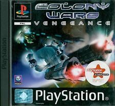 Colony Wars: Vengeance Sony Playstation 1 PS1 11+ Action Flight Sim Game