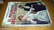 GIORGIO OHNET-IL PADRONE DELLE FERRIERE-1927-SALANI-SM80
