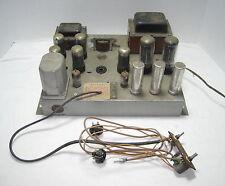 New listing Magnavox Ppp Model 162Bb Tube Amp=Nice!