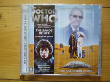 Doctor Who The Sands of Life, 2013 Big Finish audio book CD