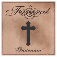 FUNERAL - ORATORIUM  CD  7 TRACKS HARD 'N' HEAVY / DOOM METAL  NEU