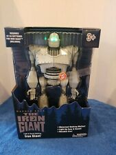 "Warner Bros ""The Iron Giant"" Light & Sound Walking Iron Giant 15"" Figure"