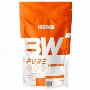 Pure Glutamine Powder Amino Acids - 100% L Glutamine 250g 500g 1kg - Fast & Free