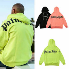 Palm Angels Hoodie Pullover Lange Ärmel Kapuzenpullover Mantel Sweatshirt jacke