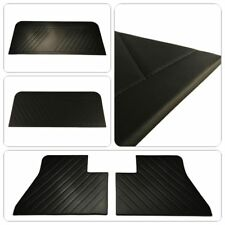 Türverkleidung Türpappen Seitenverkleidung 4-teilig schwarz für Golf 1 Cabrio