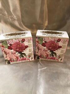 Michel Design Works A Little Soap(2 Pieces)- Roses