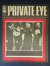 """Private Eye Magazine: Oct 1973: Church Leaders """"Computer Dating"""""""