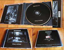 "AKITSA""Sang Nordique""CD 1st press Autistiartili Records-LTD 500 hand numb-absurd"