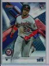 2018 Bowman's Best Base Set (99 cards) All Vets, Rookies, Prospects Acuna Soto