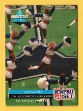 1992 Pro Set #35 Dallas Cowboys Cheerleaders - Innovators