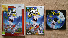 the lapins cretins Wii Nintendo / complet