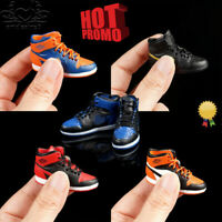 """1/6th Basketball Shoes Sports Fit 1/6 Scale 12"""" HT Action Figure Model 1:6 toy"""