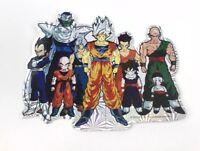 Dragon Ball DBZ Sticker Holo Foil UR VTG OOP Rare Goku Vegeta Gohan New Licensed