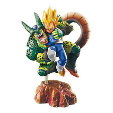 Megahouse Dragonball Z DBZ Kai Capsule Neo FIGURE Cell VS Vegeta