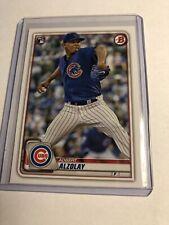 2020 Bowman Adbert Alzolay Rookie #19 RC 🔥 Chicago Cubs
