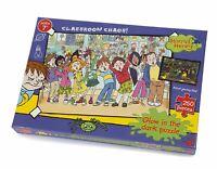 Horrid Henry Classroom Puzzle 250 Piece Glow in the Dark Jigsaw - Paul Lamond
