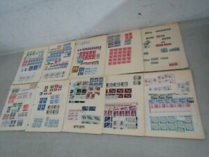 Nystamps Canada much mint NH stamp & block collection high value