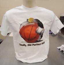 Football tshirt finally the perfect ball sports apparel Small