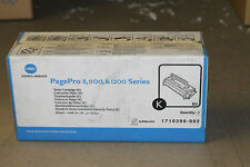 Konica Minolta 1710399-002 Black Toner Cartridge PagePro Series