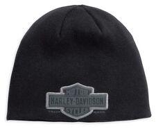 Harley-Davidson Trademark Bar & Shield Logo Knit Hat Mütze - Einheitsgröße
